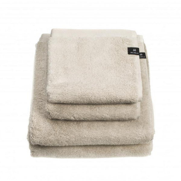 MAXIME Towel - Mother of Pearl
