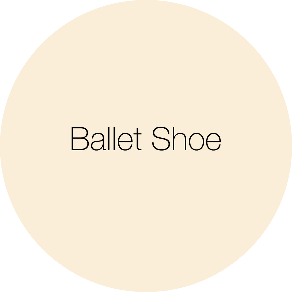 Earthborn Ballet Shoe