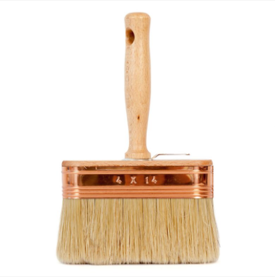 Paint brush - Medium wood long bristles