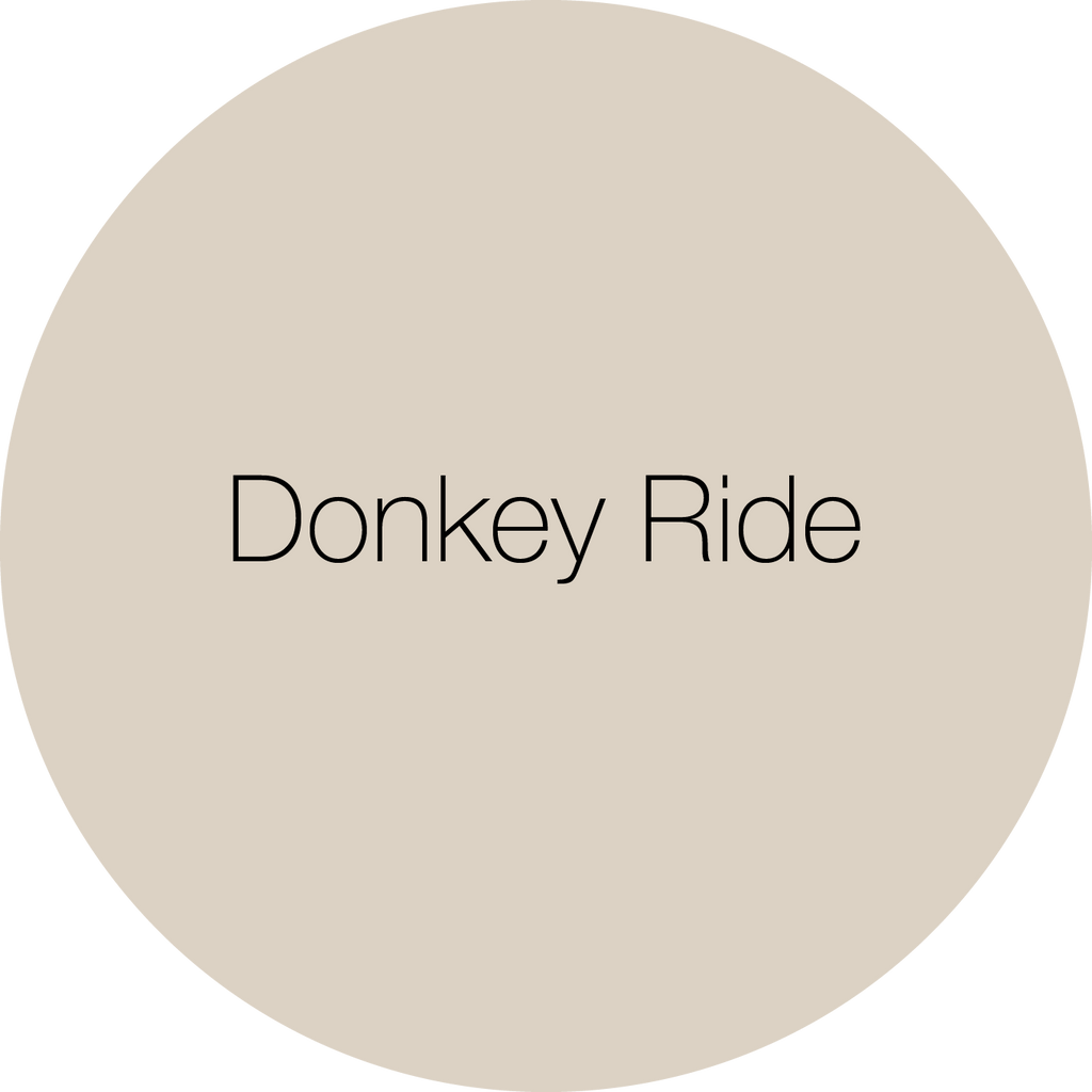 Earthborn Donkey Ride