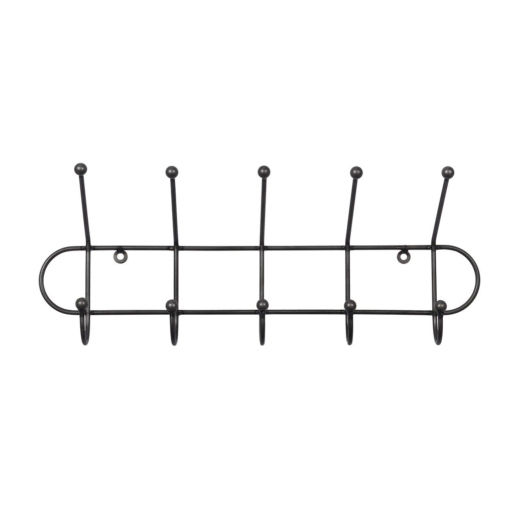 Metal Hook Rail
