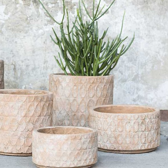 Terracotta Ceramic Plant Pot
