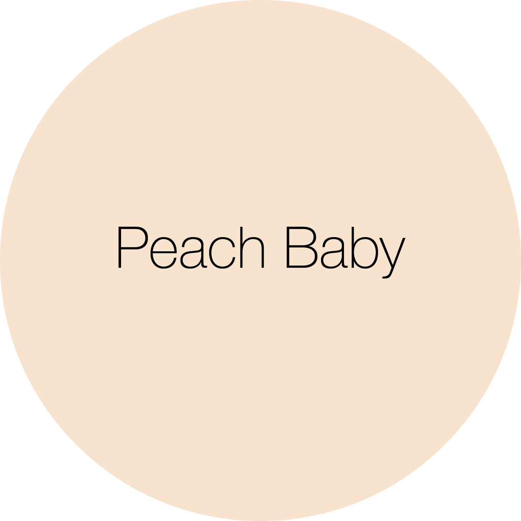 Earthborn Peach Baby