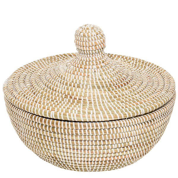 GRASS Bread Basket with Lid