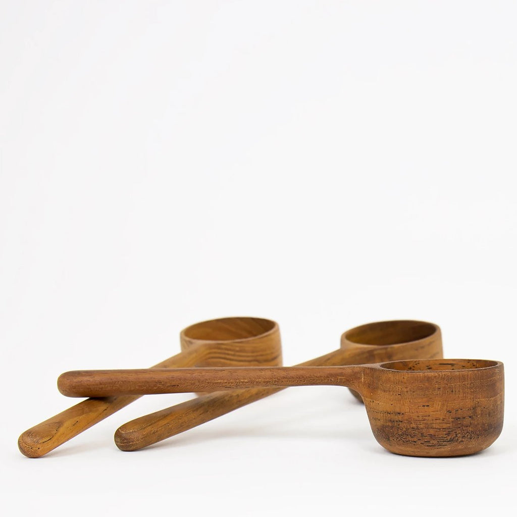 Teak Measuring Spoon