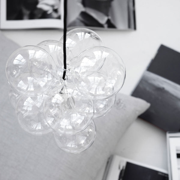 Glass Bobble Lamp