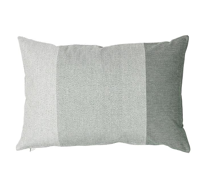 Graded Grey Cushion - 40 x 60cm