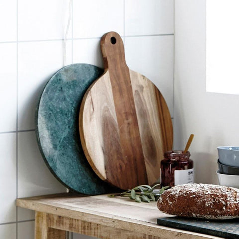 Round Chopping Board - Small/Medium