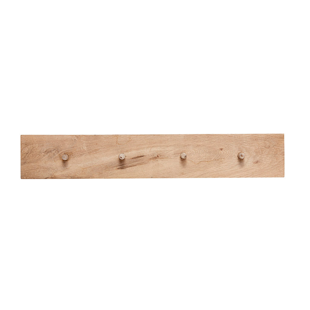 Oak Coat Hook