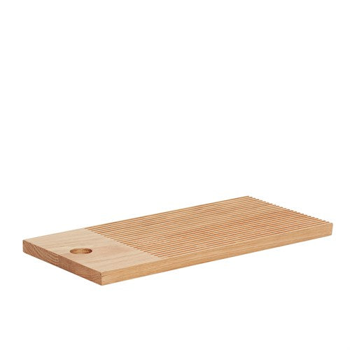 Oak Bread Cutting Board