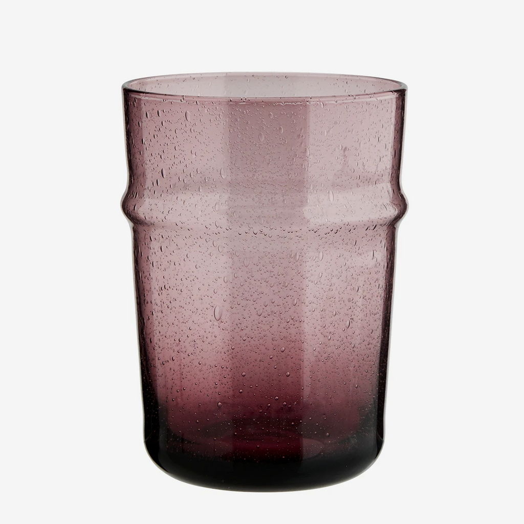 Bubbled Drinking Glass - Small