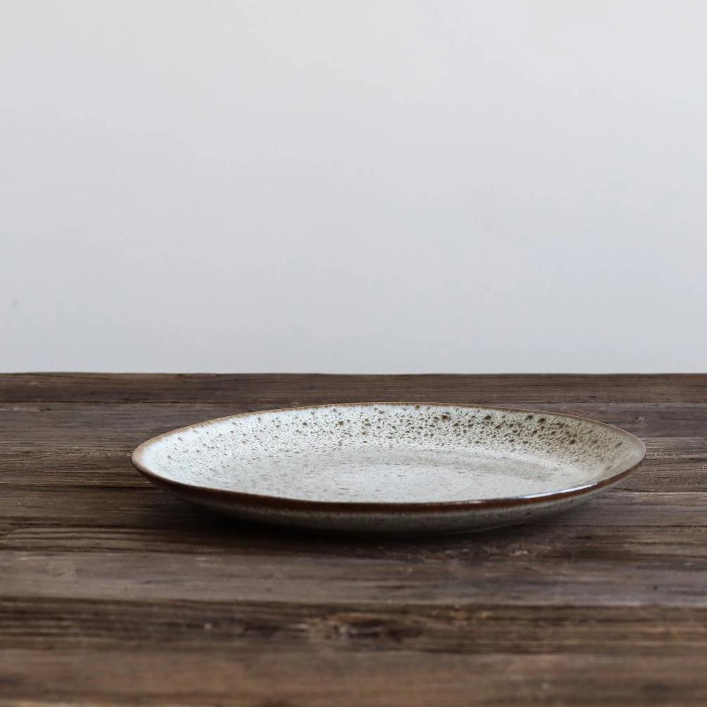 Sandy Glazed Stoneware - Dinner Plate