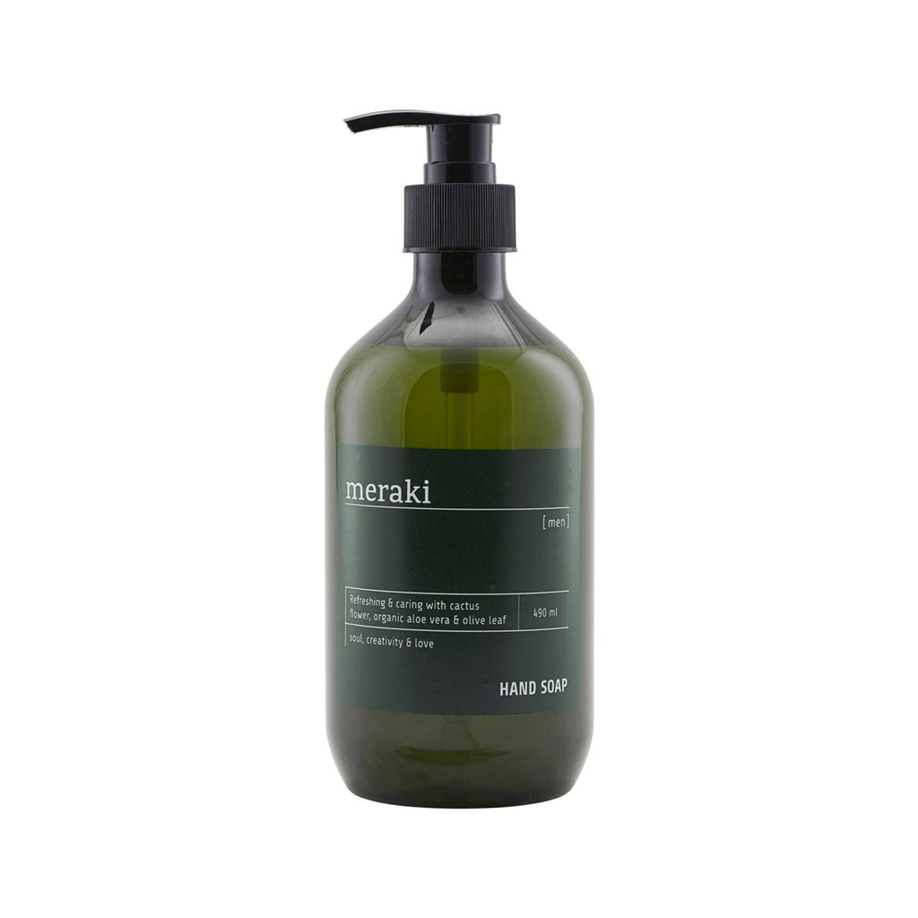 Hand Soap For Men - Cactus Flower
