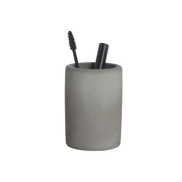 CEMENT Toothbrush Holder