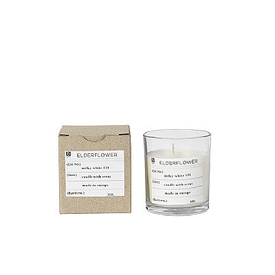 Scented Candles - Elderflower