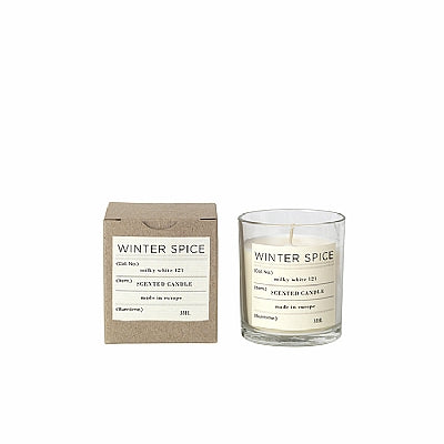 Scented Candles - Winter