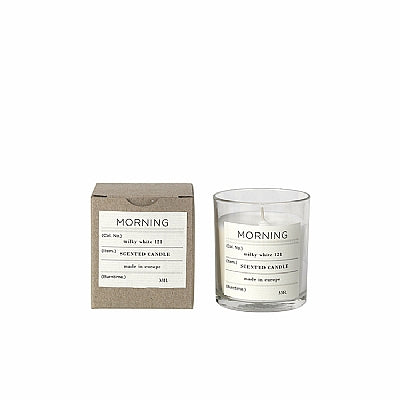 Scented Candles - Morning