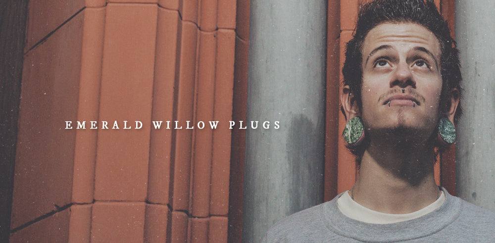 ASK & EMBLA PLUG STORE / LOOKBOOK — Ear Plugs, Tunnels, Body Jewelry. Quality wood, stone, glass and organic body jewelry as well as apparel and snapbacks