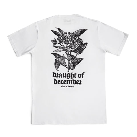 Draught Of December T-shirt White