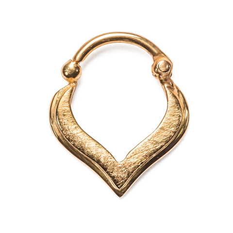 Freya Teardrop Septum Clicker - Ask and Embla Store