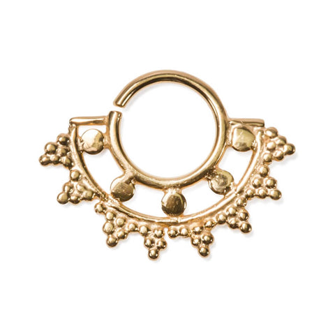 Eire Septum Ring - Ask and Embla Store - 1