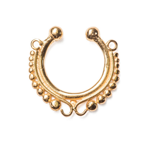 Ekka Faux Septum Clip - Ask and Embla Store