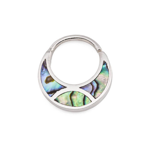 Merida Shell Septum Ring - Ask and Embla Store