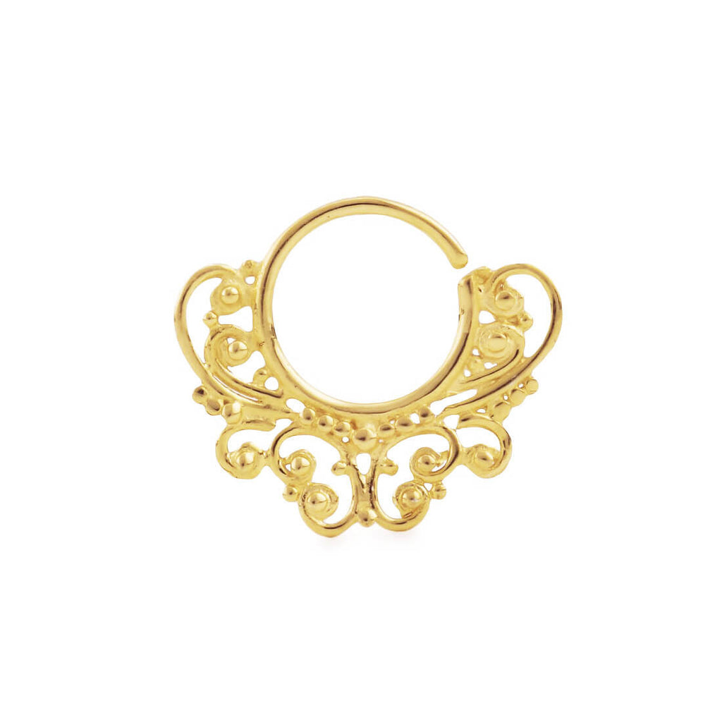 Lantana Septum Ring - Ask and Embla Store