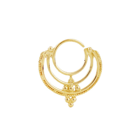 Kansari Septum Ring - Ask and Embla Store