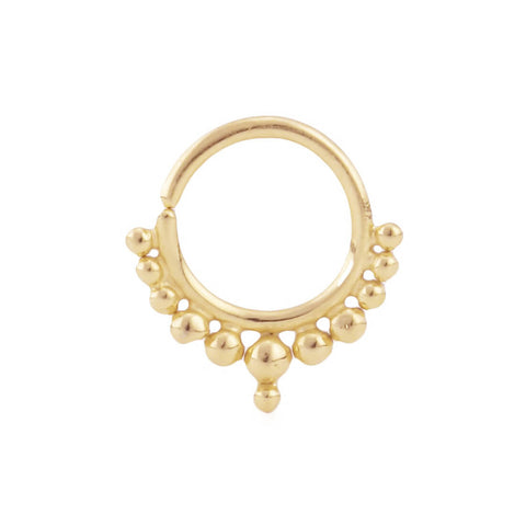 Zamora Septum Ring - Ask and Embla Store