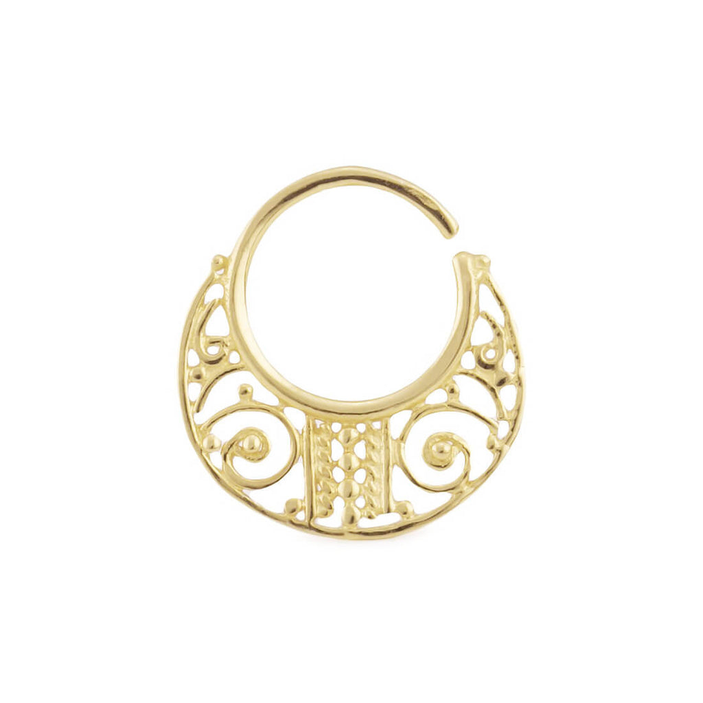 Zoar Septum Ring - Ask and Embla Store