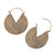 Vox Brass Inca Earrings (PAIR) - Ask and Embla Store