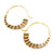 Bronze Alzoa Inca Earrings (PAIR) - Ask and Embla Store