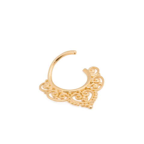 Farxa Septum Ring - Ask and Embla Store - 2