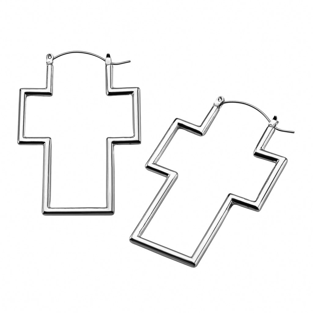 Morgan Cross Inca Earrings (PAIR)