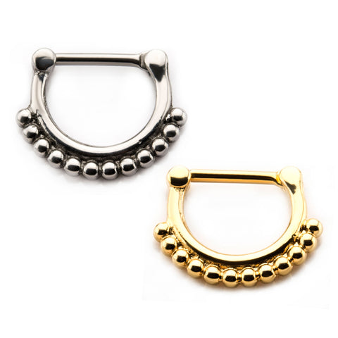 Libra Septum Clickers