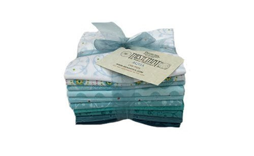 Aqua Fat Quarter Bundle