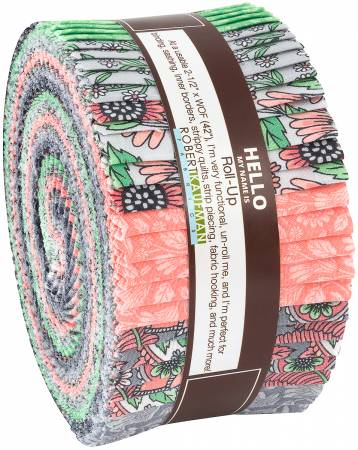 Delphine Blush Jelly Roll