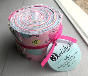 Owl School Strips Jelly Roll