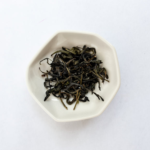 Green Osmanthus,T Project , organic tea, Portland