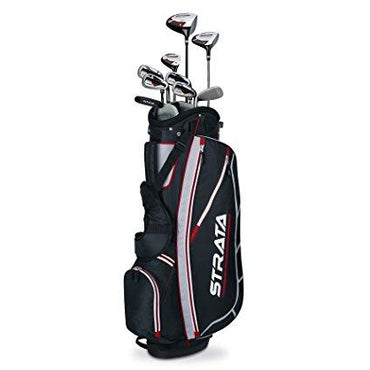Callaway Men's Strata Complete Golf Set (12-Piece, Left Hand)