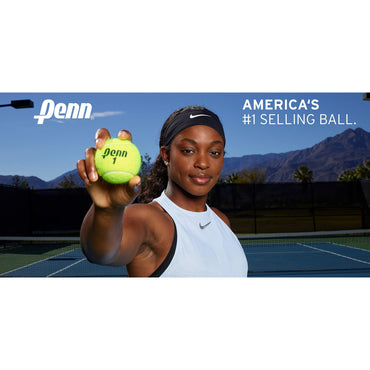 Penn Pressureless Tennis Balls, 12 Ball Mesh Bag