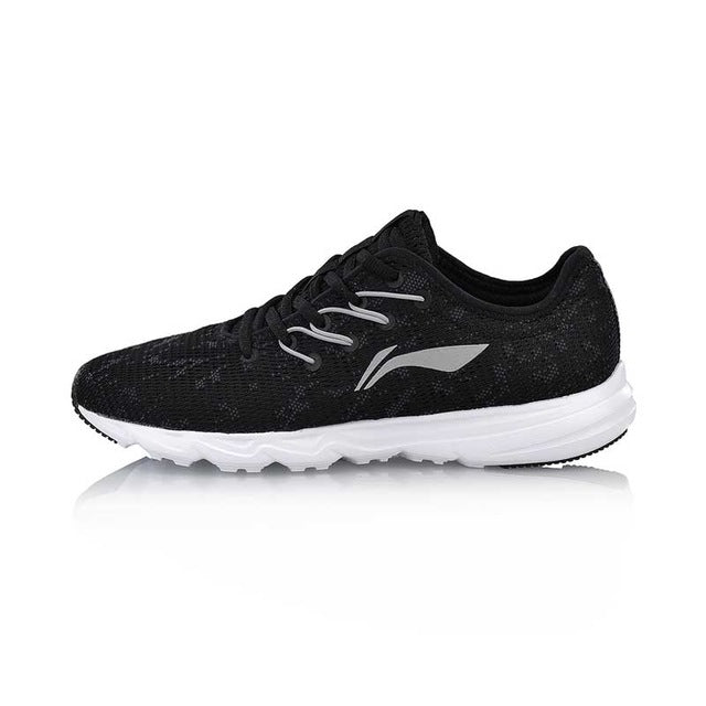 Li-Ning Women EZ RUN Running Shoes Light Weight Breathable LiNing Anti-Slip Sport Shoes Wearable Sneakers ARBN026 XYP667