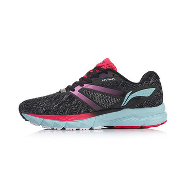 Li-Ning Women FURIOUS RIDER Cushion Running Shoes Mono Yarn Stable Breathable LiNing CLOUD Sport Shoes Sneakers ARZN002 XYP773