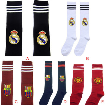 50cm Football Socks World Cup Football Soccer Over Knee Thigh High Mens Stockings Sports