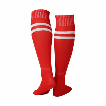 1 Pair Sports Socks Knee Legging Stockings Soccer Baseball Football Over Knee Ankle Men Women Socks Hot Sale