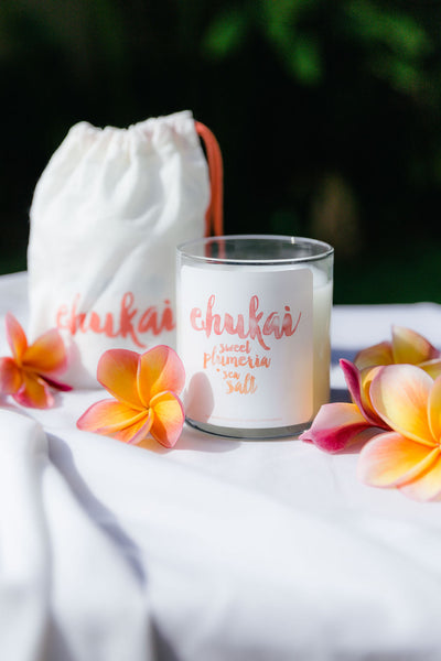 Guava Shop Ehukai Candle