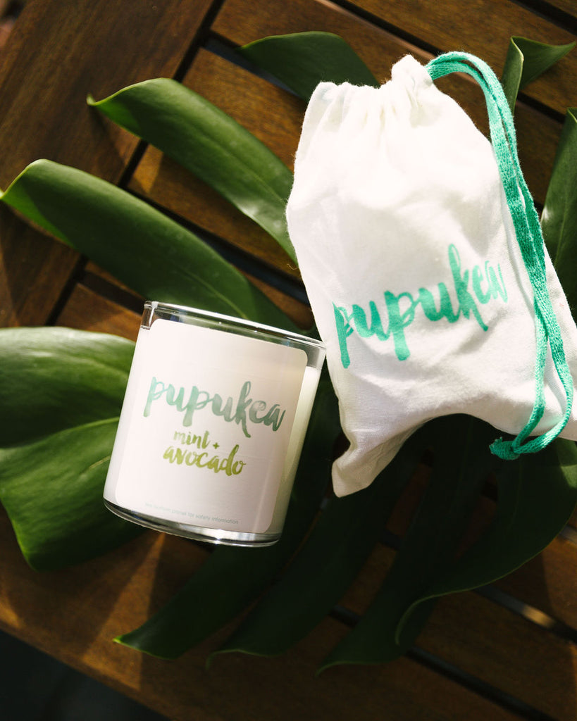 Guava Shop Pupukea Candle