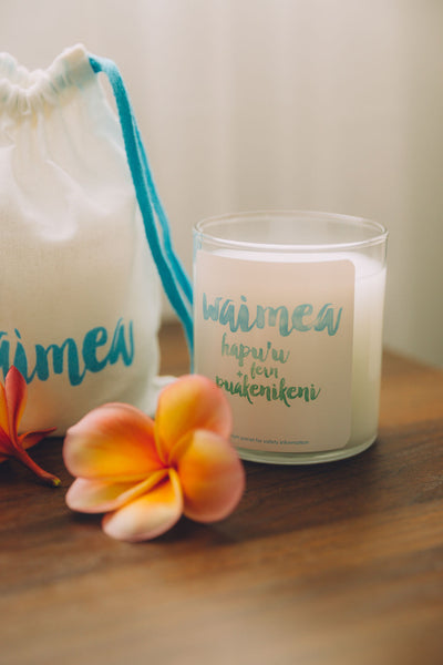 Guava Shop Waimea Candle