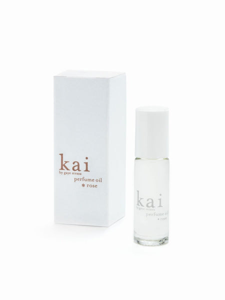 KAI, ROSE perfume oil